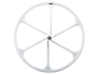 Teny 6 Spoke Rear Wheel - White