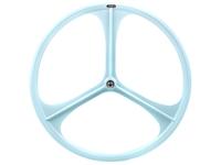 Picture of Teny 3 Spoke Front Wheel - Sky Blue