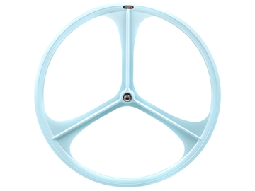 Picture of Teny 3 Spoke Front Wheel - Sky Blue