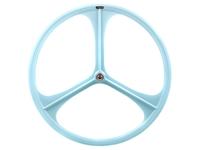 Picture of Teny 3 Spoke Rear Wheel - Sky Blue