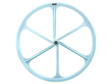 Picture of Teny 6 Spoke Front Wheel - Sky Blue