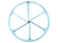 Teny 6 Spoke Rear Wheel - Sky Blue