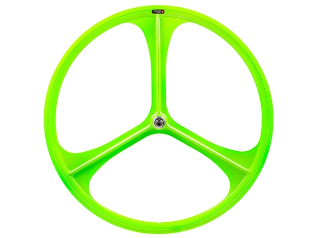Picture of Teny 3 Spoke Front Wheel - Green
