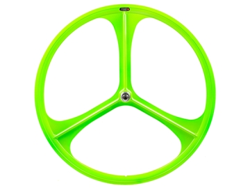 Picture of Teny 3 Spoke Rear Wheel - Green