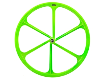 Picture of Teny 6 Spoke Front Wheel - Green