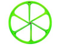 Teny 6 Spoke Rear Wheel - Green
