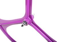 Picture of Teny 3 Spoke Front Wheel - Purple