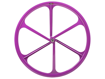 Picture of Teny 6 Spoke Front Wheel - Purple