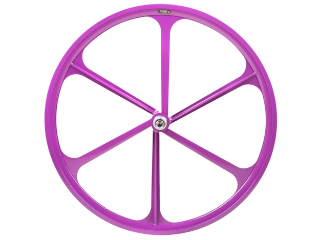 Picture of Teny 6 Spoke Rear Wheel - Purple