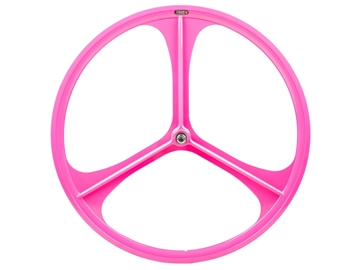 Picture of Teny 3 Spoke Front Wheel - Pink