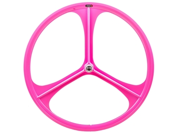 Picture of Teny 3 Spoke Rear Wheel - Pink