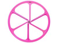 Teny 6 Spoke Rear Wheel - Pink