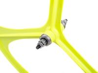 Picture of Teny 3 Spoke Rear Wheel - Neon Yellow