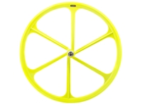 Teny 6 Spoke Rear Wheel - Neon Yellow