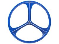Picture of Teny 3 Spoke Front Wheel - Blue