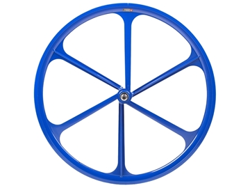Picture of Teny 6 Spoke Front Wheel - Blue