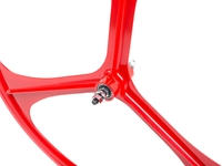 Picture of Teny 3 Spoke Front Wheel - Red