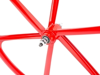 Picture of Teny 6 Spoke Front Wheel - Red