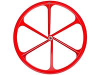 Picture of Teny 6 Spoke Rear Wheel - Red