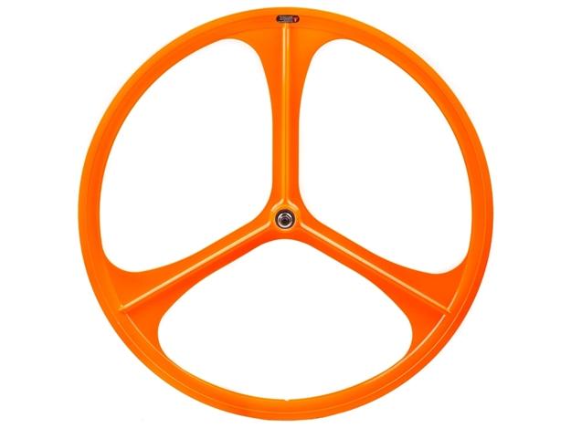 Picture of Teny 3 Spoke Front Wheel - Orange