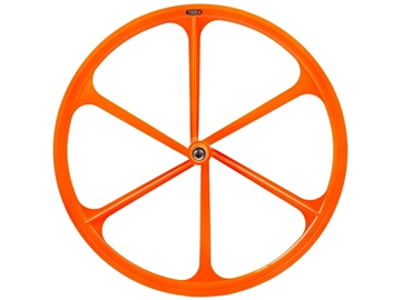 Picture of Teny 6 Spoke Front Wheel - Orange