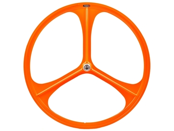 Picture of Teny 3 Spoke Rear Wheel - Orange