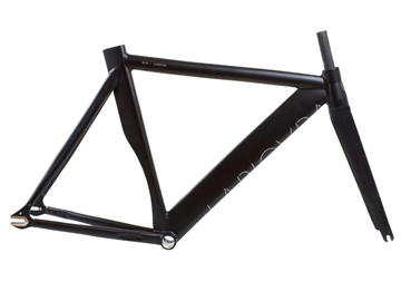 Picture of BLB La Piovra ATK Frameset - Matt Black