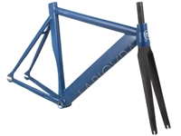 Picture of BLB La Piovra ATK Frameset - Satin Oxford Blue