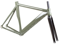 Picture of BLB La Piovra ATK Frameset - Gloss Army Green