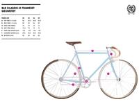 Picture of BLB Classic Commuter 3spd Bike - Horizon Blue