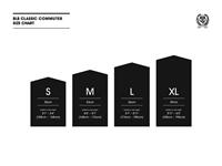 BLB Classic Commuter 3spd sizes