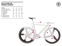 Picture of BLB La Piovra ATK Fixie & Single Speed Bike - Pro