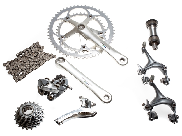 e678f3dd71d Brick Lane Bikes: The Official Website. Shimano 600 Groupset