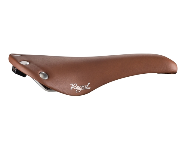 Picture of San Marco Regal Leather Saddle - Brown