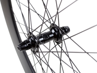 Picture of BLB Notorious 90 Front Wheel - Black MSW