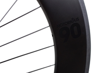 Picture of BLB Notorious 90 Wheelset - Black MSW