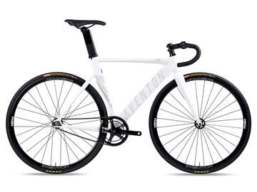 Aventon Mataro Fixie   Single Speed Bike - White dd2ca74d19743