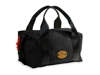 Picture of Restrap Wald Basket Bag - Small - Black
