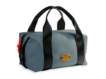 Picture of Restrap Wald Basket Bag - Small - Grey