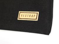 Picture of Restrap Musette Bag - Black