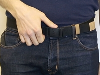 Picture of Restrap Link Belt - Tan