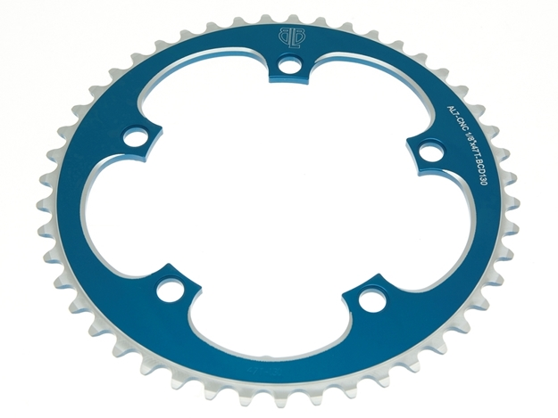 Picture of BLB Track Chainring - Blue
