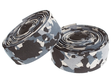 BLB Pro-Cork Bar Tape - Camo Grey