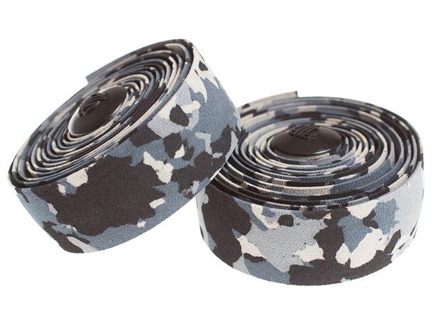 Picture of BLB Pro-Cork Bar Tape - Camo Grey