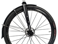 Picture of Fyxation Sparta QR All Road Straight Carbon Fork - Black
