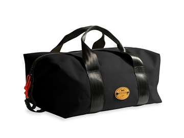 Picture of Restrap Wald Basket Bag - Medium - Black