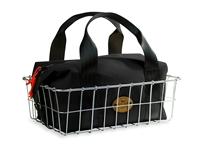 Picture of Restrap Wald Basket Bag - Medium - Black