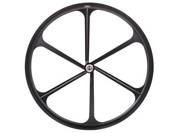 Picture of Teny 6 Spoke Rear Wheel - Black