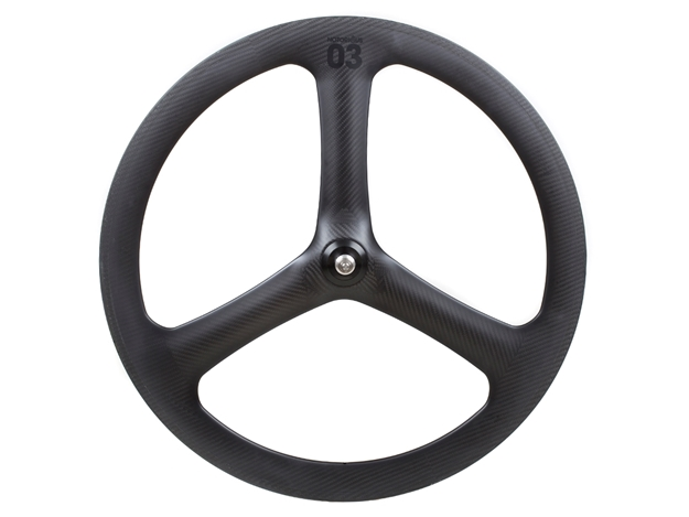 Picture of BLB Notorious 03 Full Carbon Front Wheel - Black
