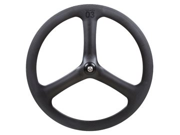 Picture of BLB Notorious 03 Full Carbon Rear Wheel - Black